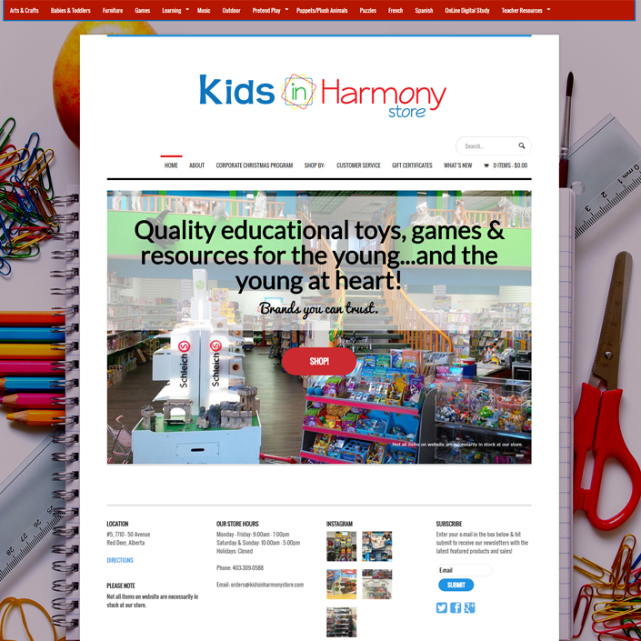 kids-in-harmony-store