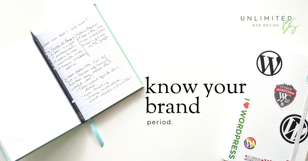 branding discovery process